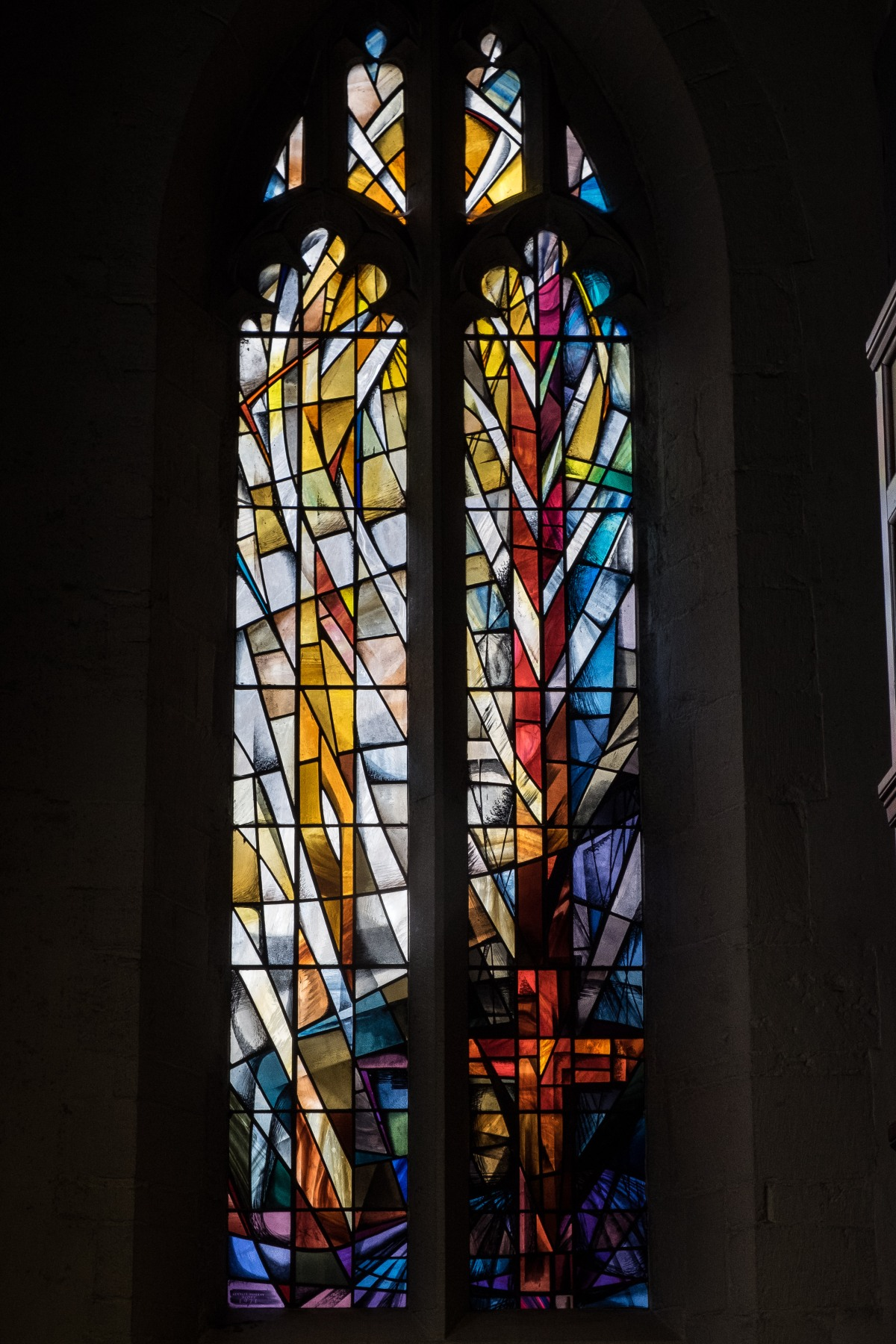 Stained Glass Window_modern