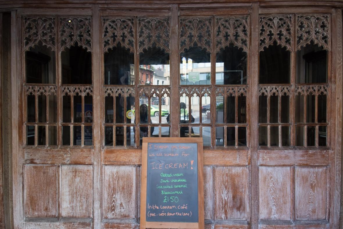 The West Door