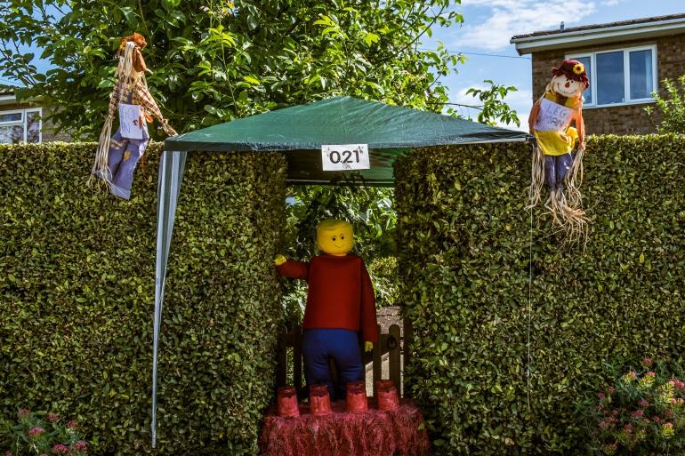 Lego Man by Tom & Harry Marshall