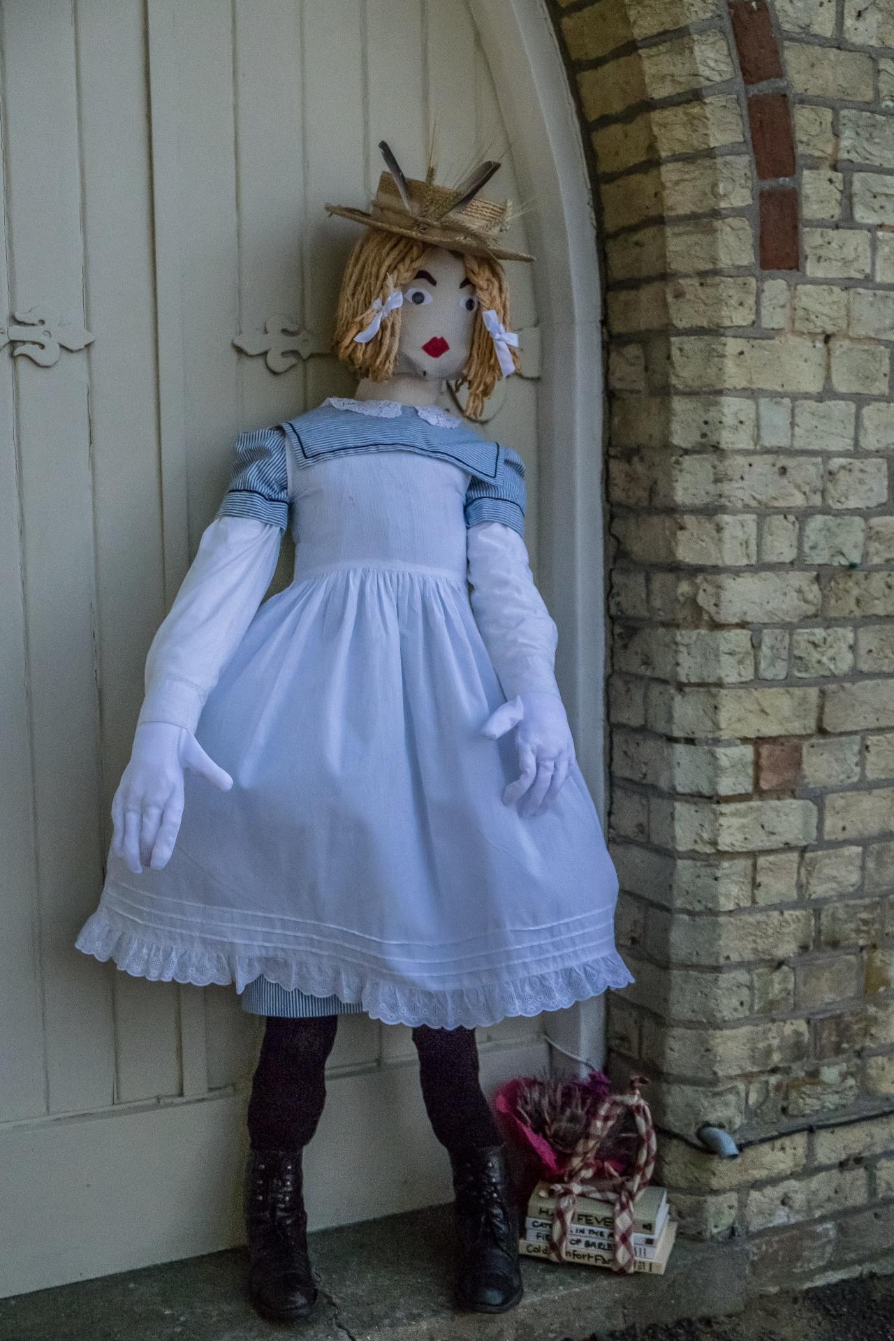 Old School Girl by Ann Meacher