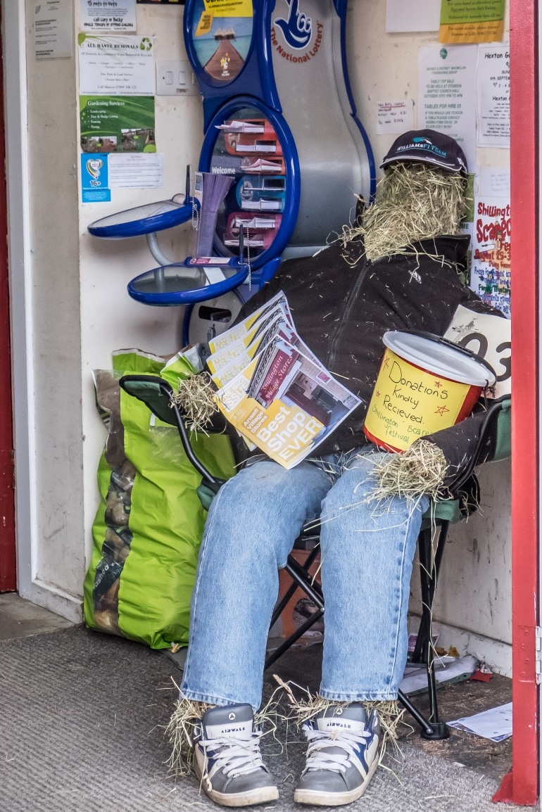 Beggars Belief by Steve Ansell