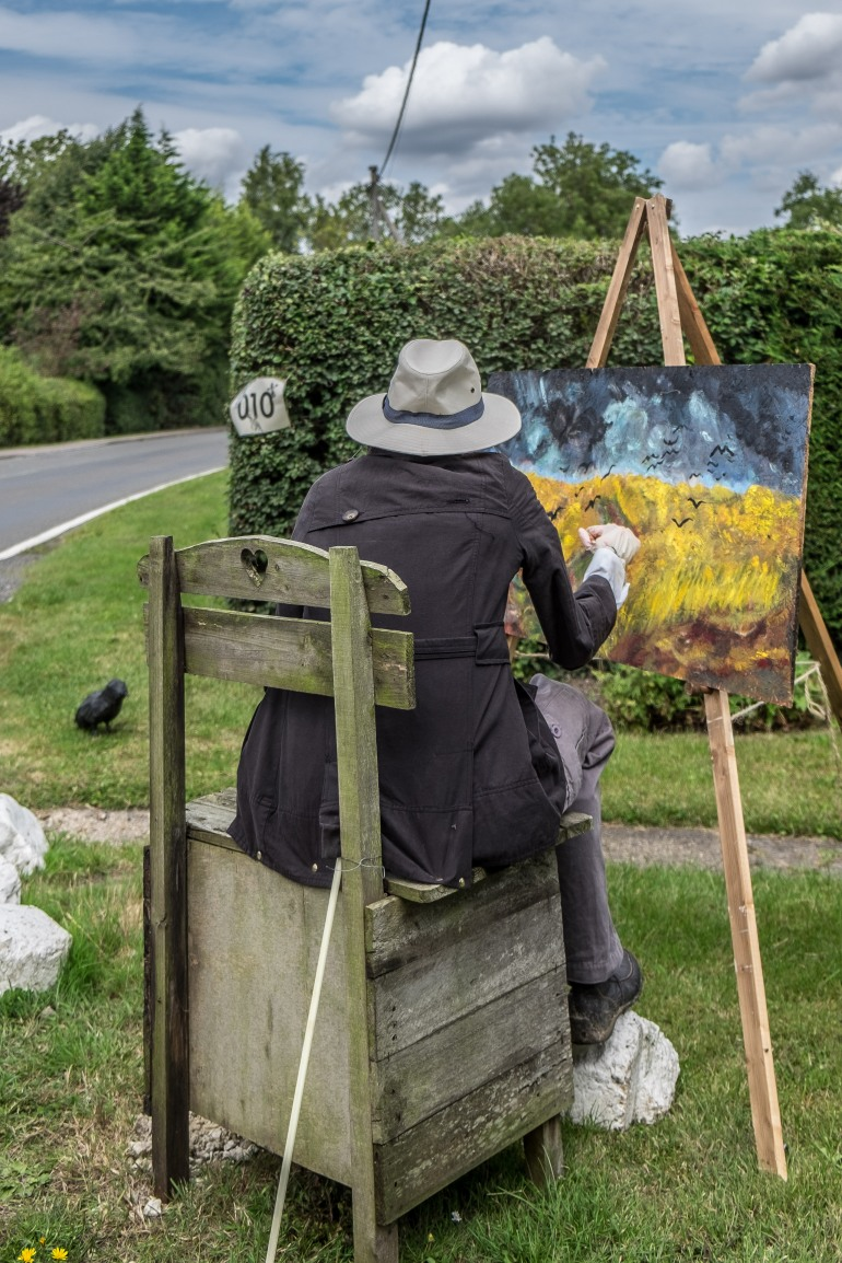 Vincent by Peter & Maggie Lambert