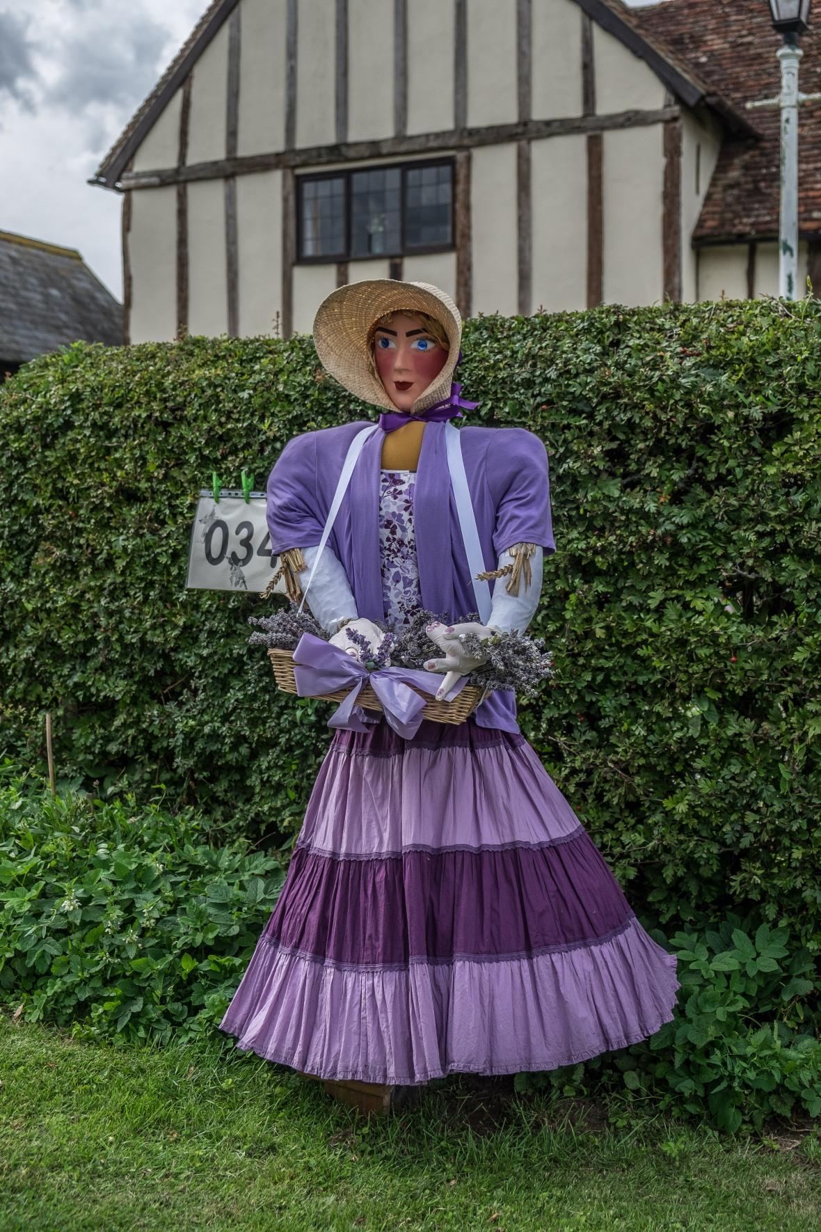 Lavender Lady by Jackie Bowles