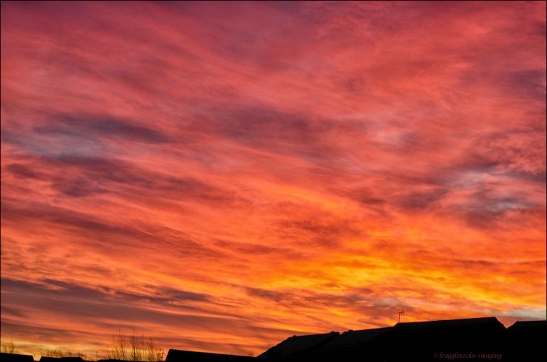 Tuesday Sunrise, Home 2012