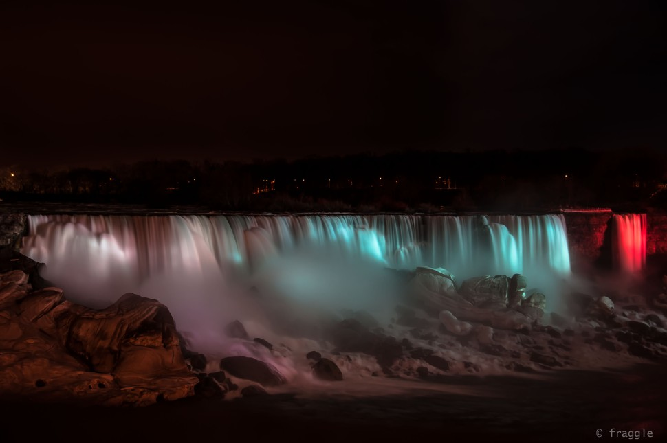 Niagara Party lights