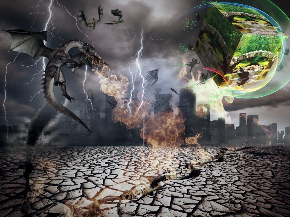 Escaping the Apocalypse