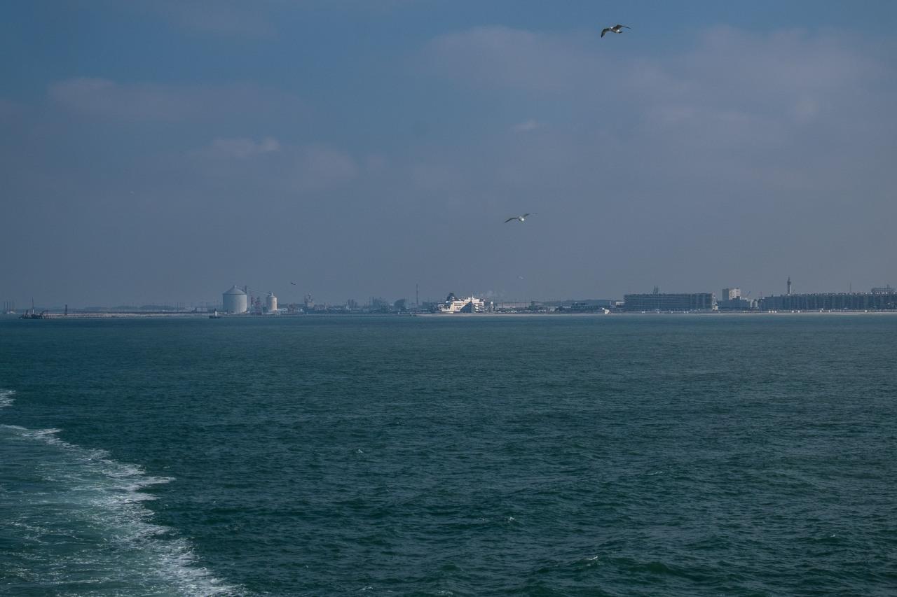 goodbye Calais