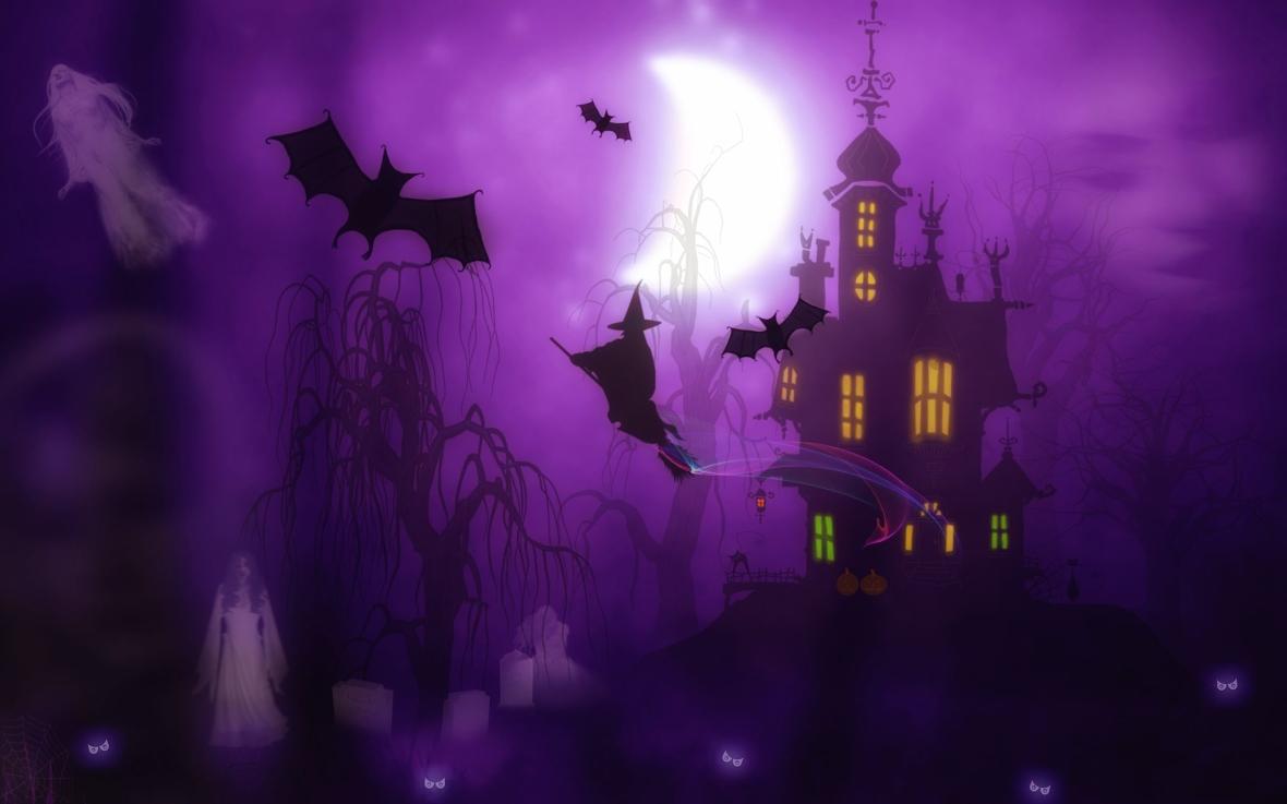 Halloween in da 'hood.