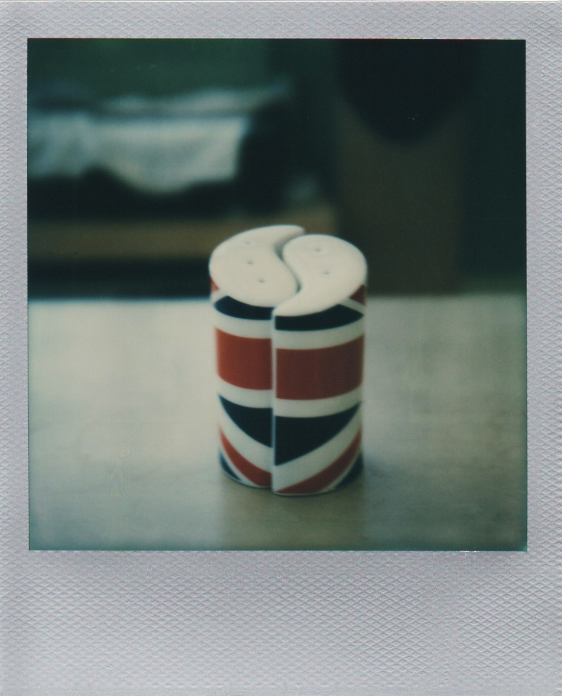 Salt n pepper pots