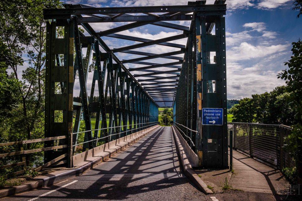 Langwathby Bridge, over The River Eden