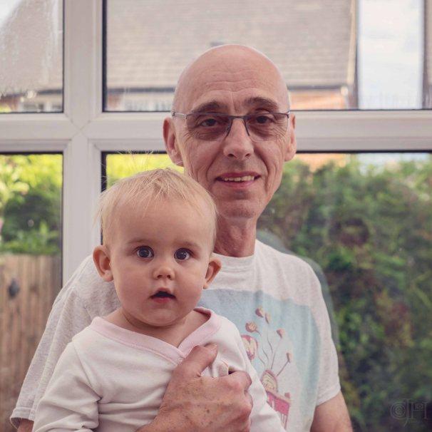 Grandad & Liddy