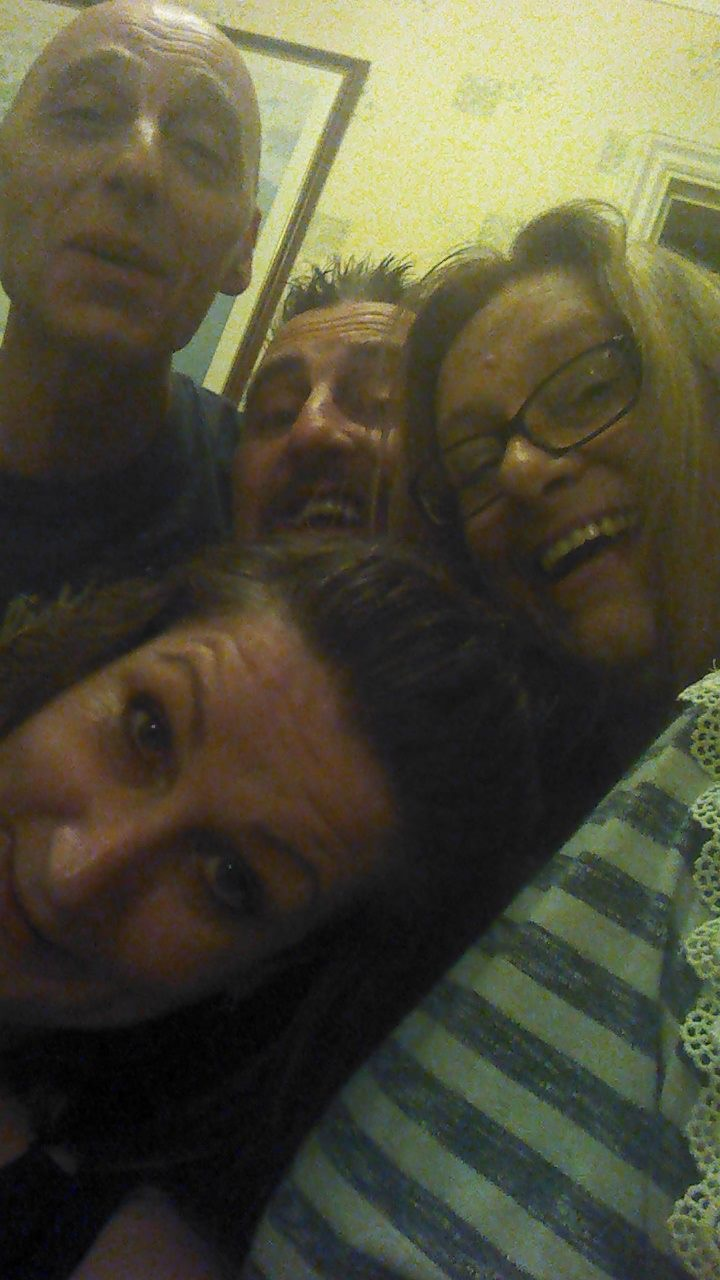 selfie by Lorraine, :)