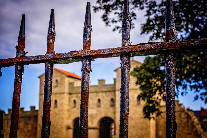 The gatehouse