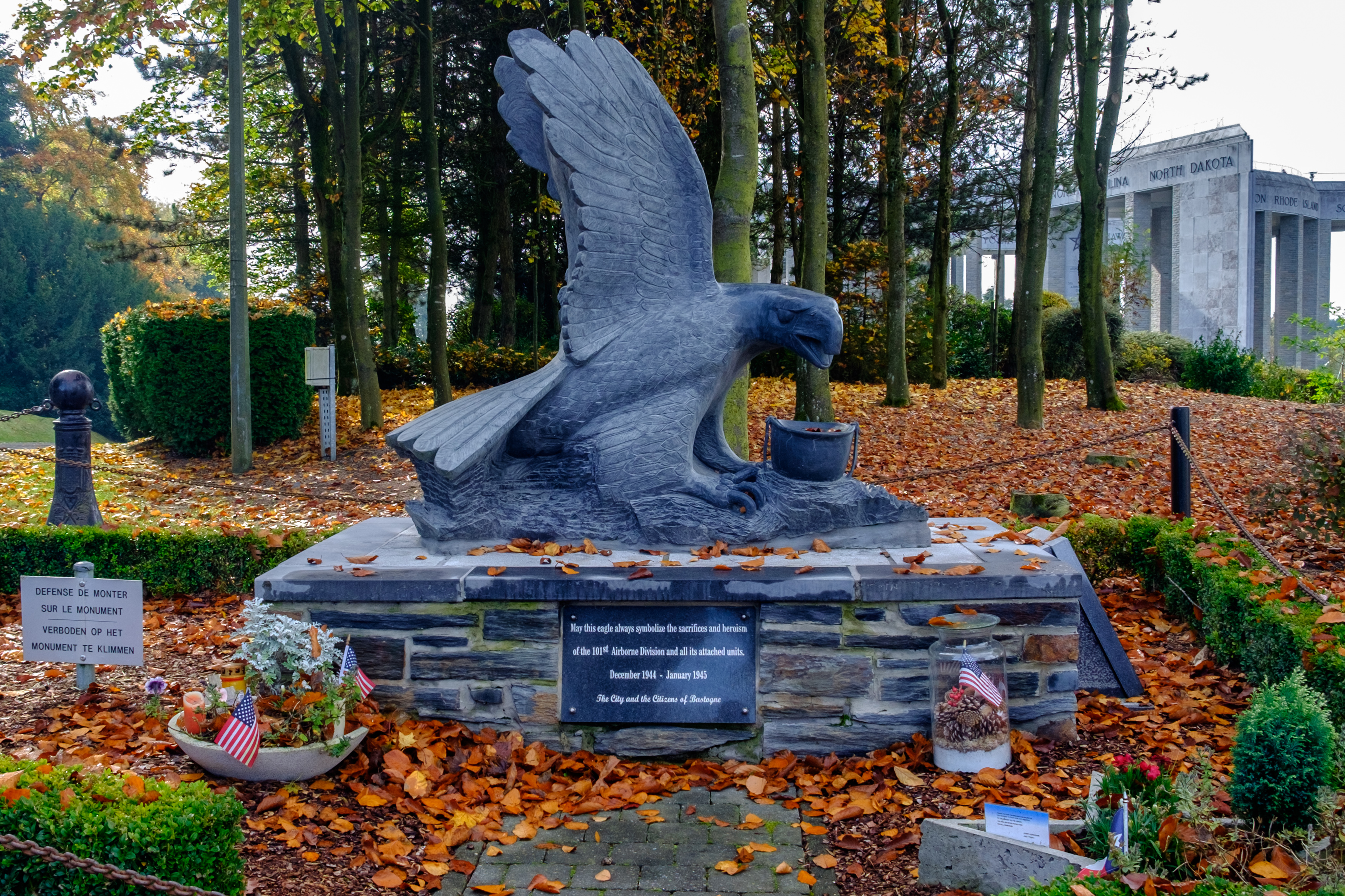 Road Trip ~ October 2017~ Day 4~Bastogne