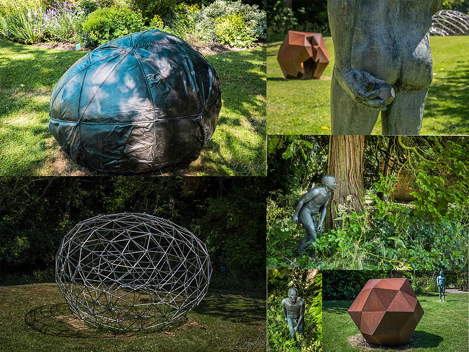 Cheeseburn Sculpture Gardens~June 2018