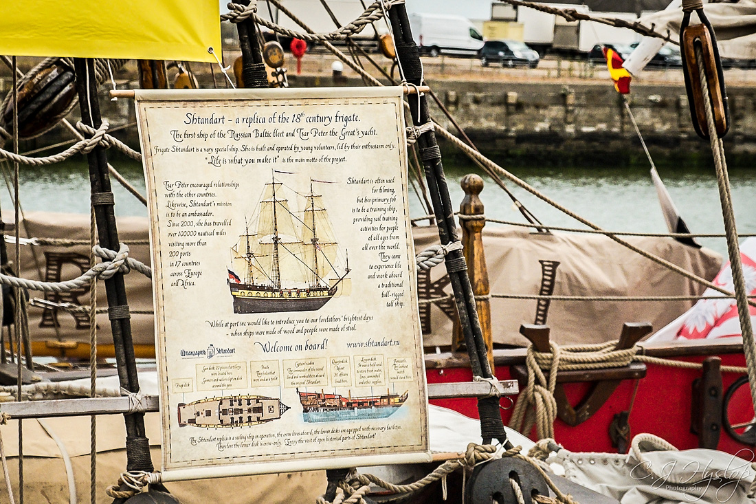 Tall Ships at Sunderland ~ July 2018 ~ Part 3