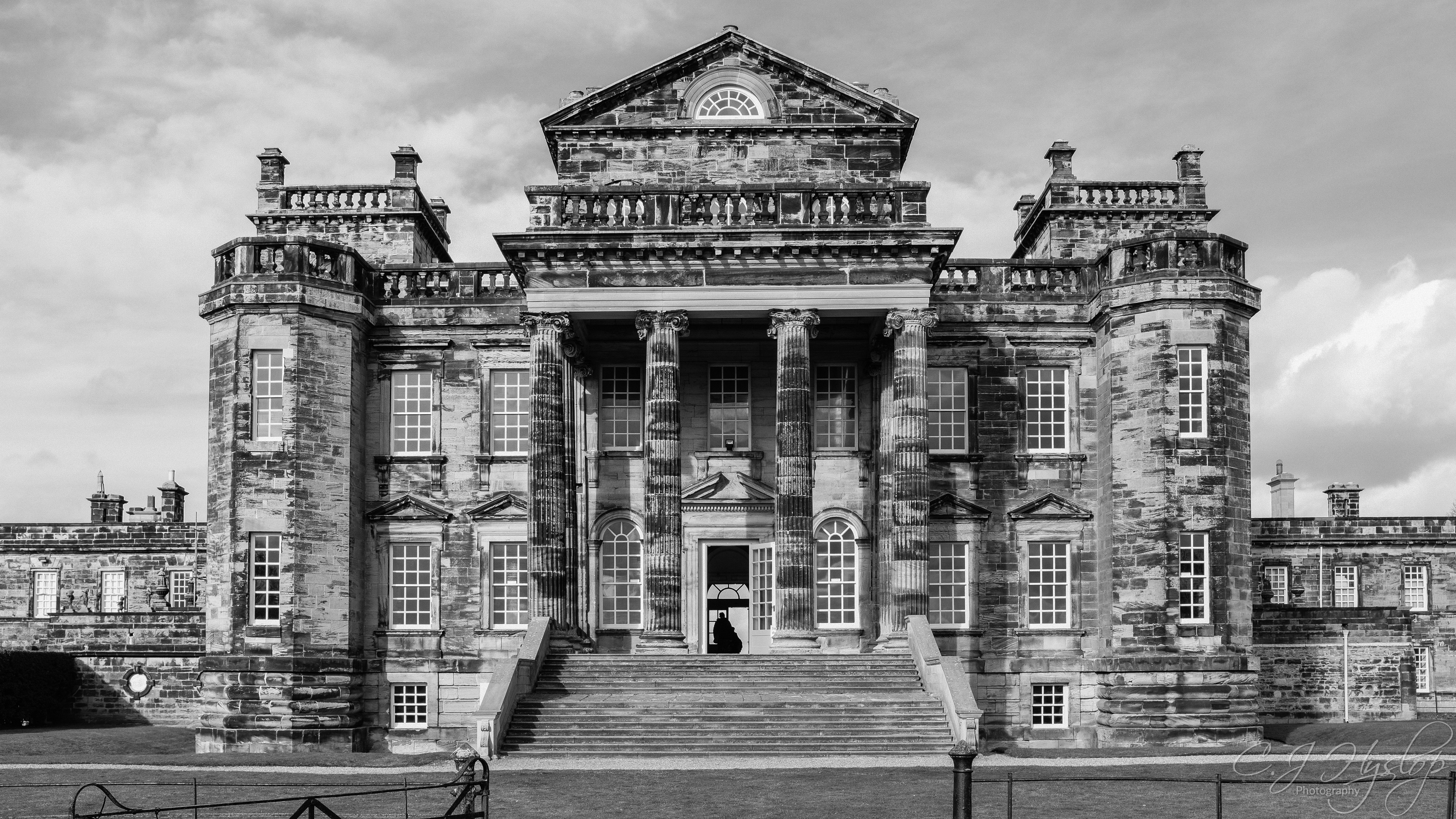 Seaton Delaval Hall – February 2019
