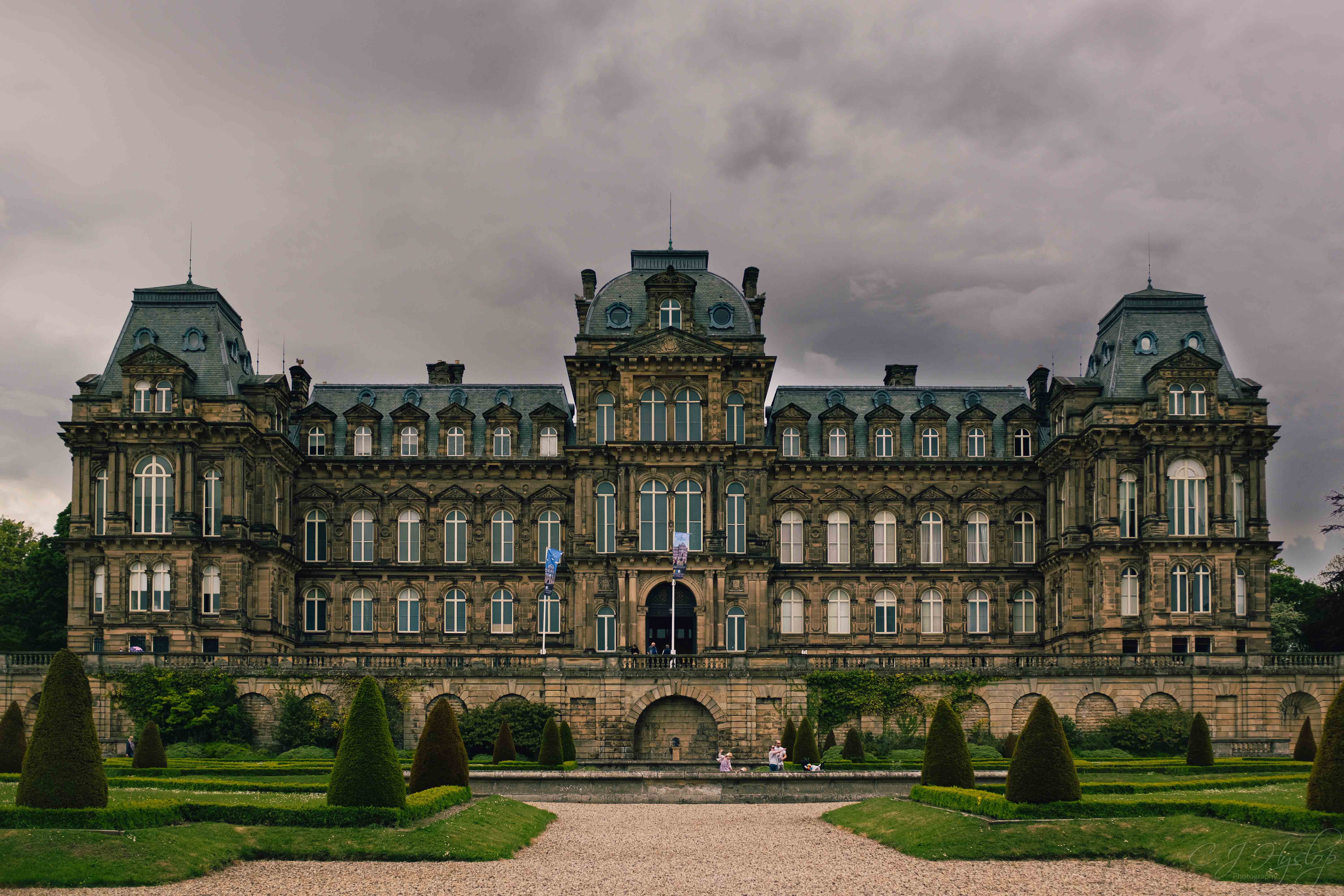 The Bowes Museum – May 2019