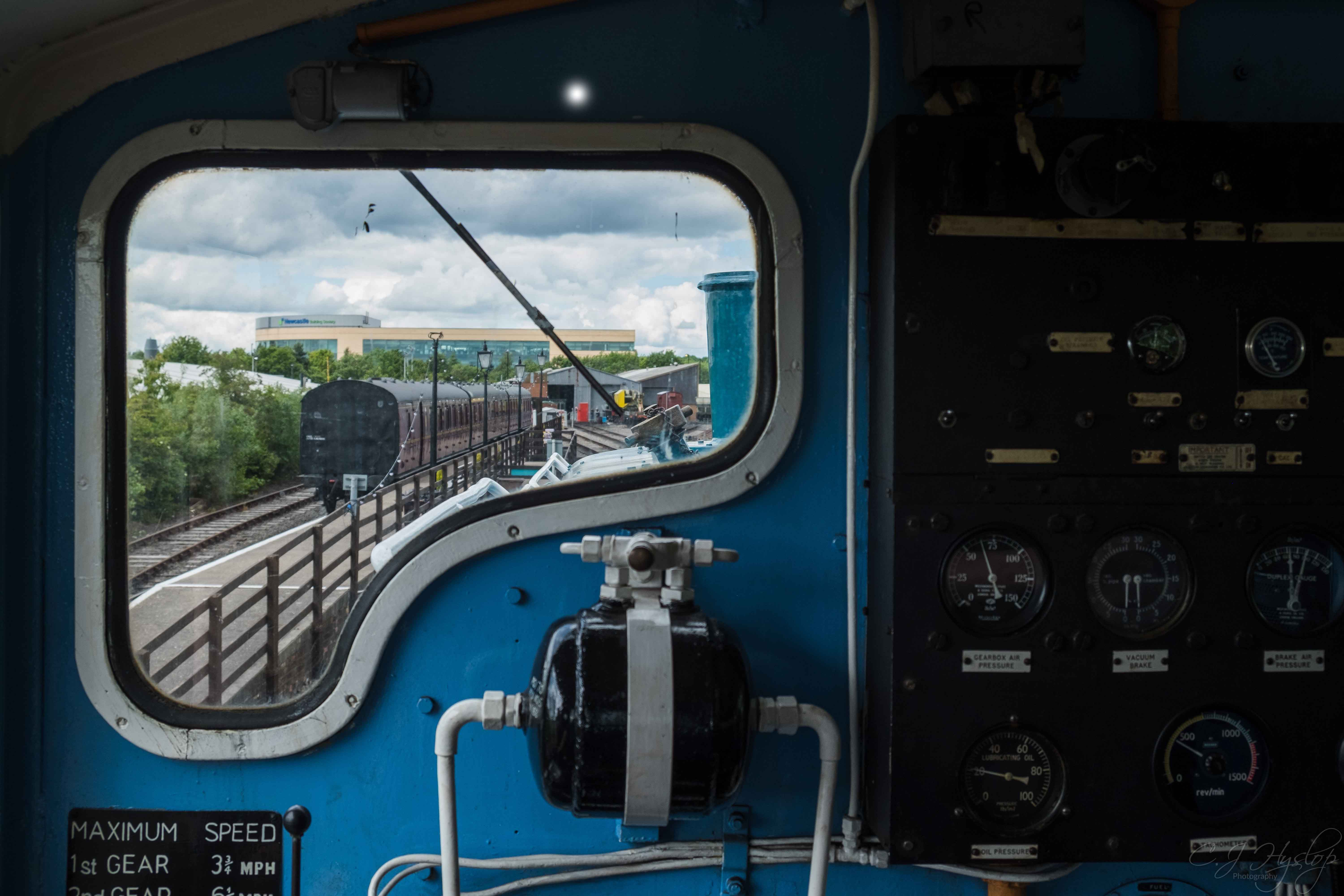 Stephenson Heritage Railway – June 2019 – Part 3