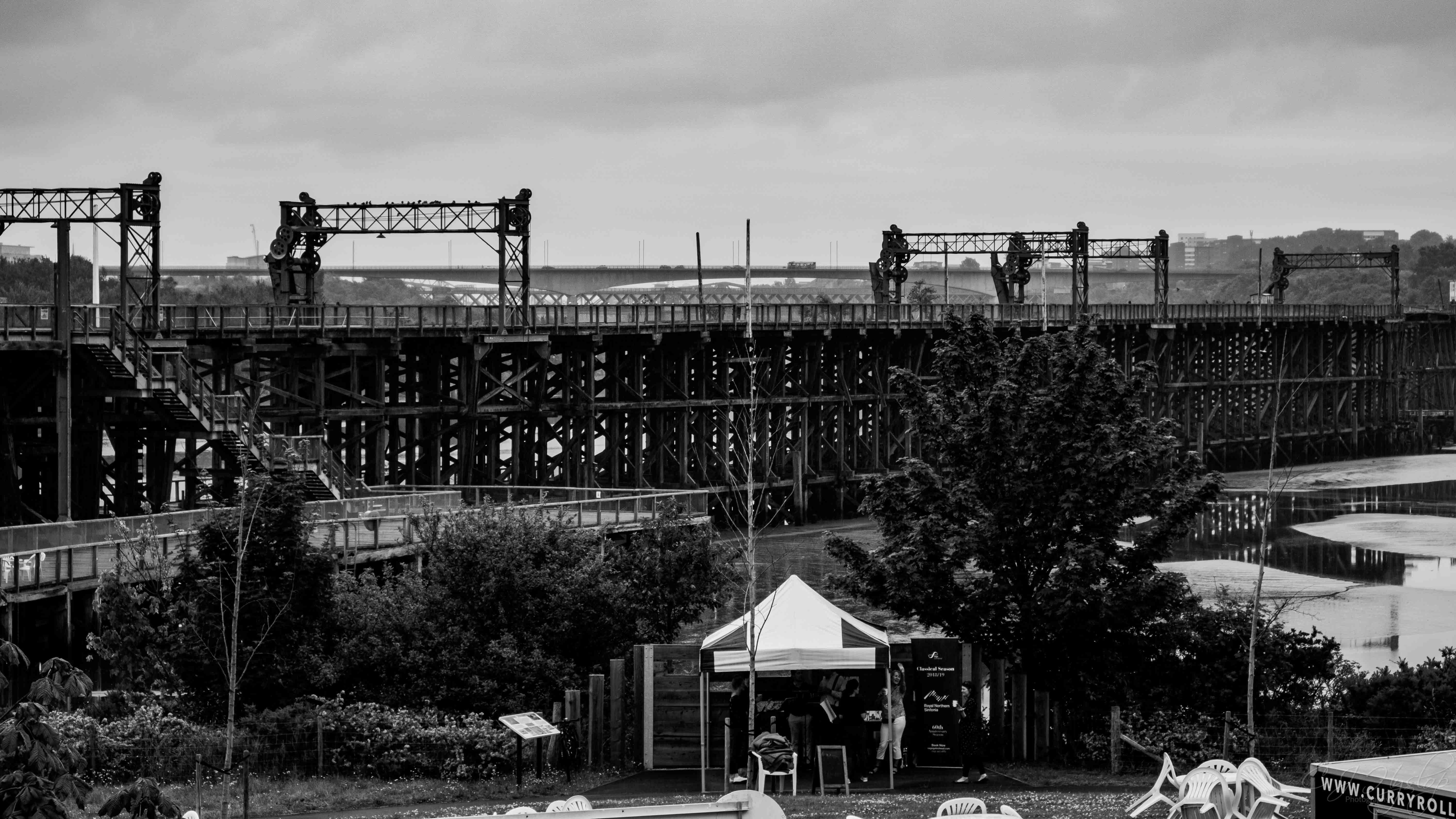 Dunston Staiths – July 2019