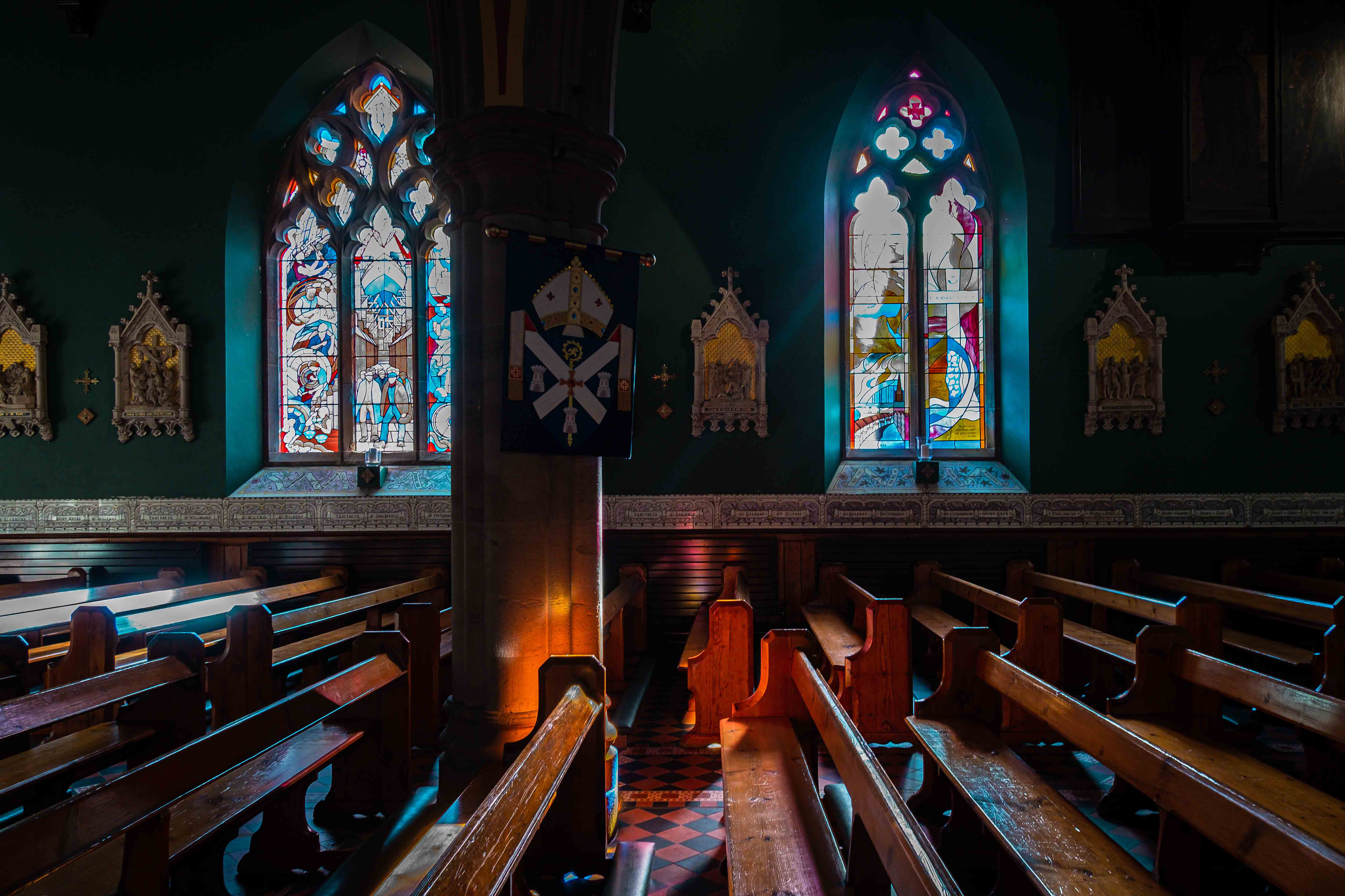 Newcastle- Sept 2019 – St.Marys Cathedral