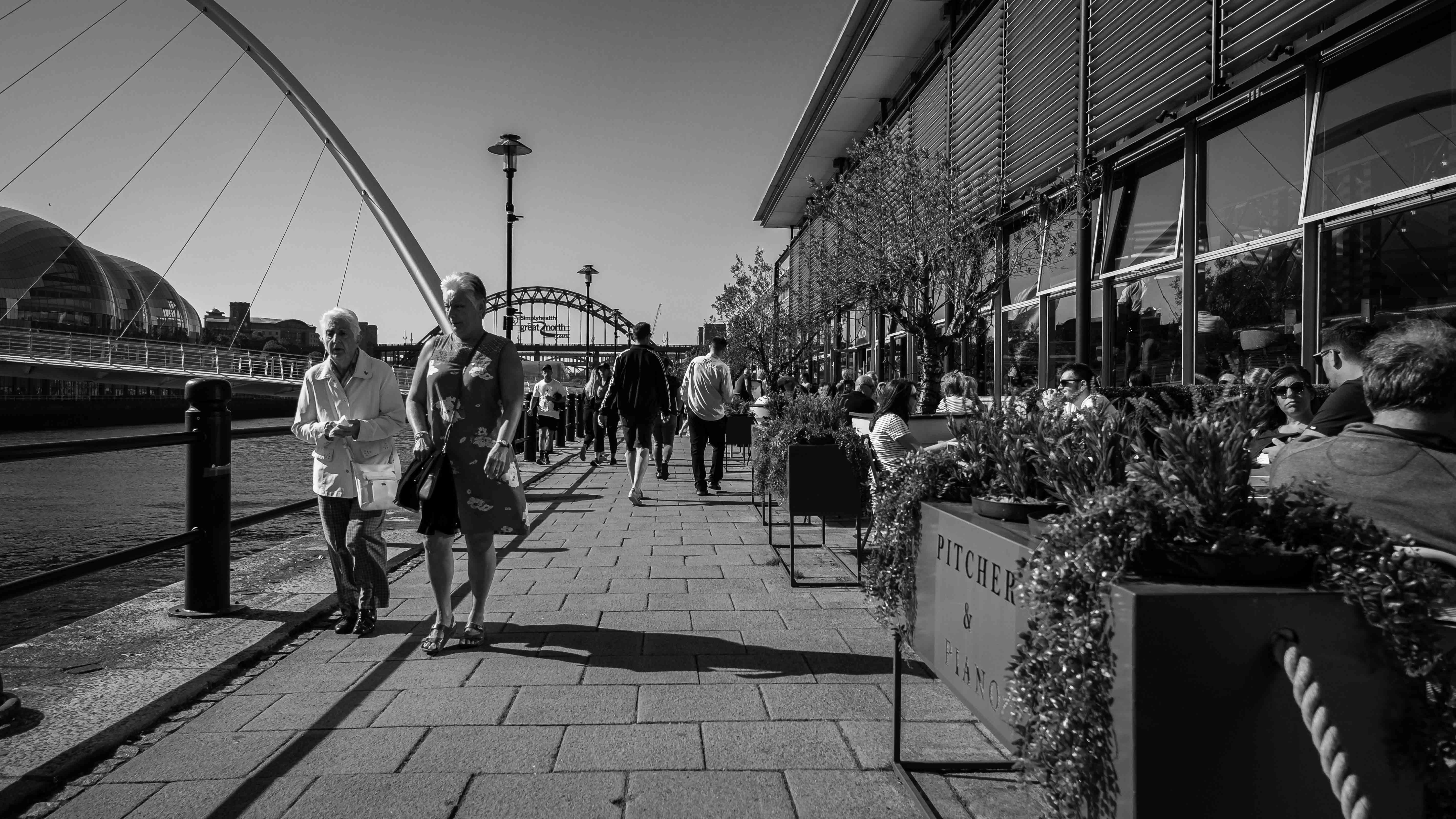 Newcastle – Sept 2019 – people