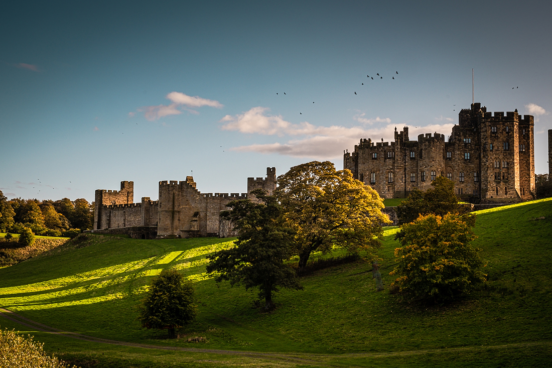 Alnwick Castle ~ Oct 2019